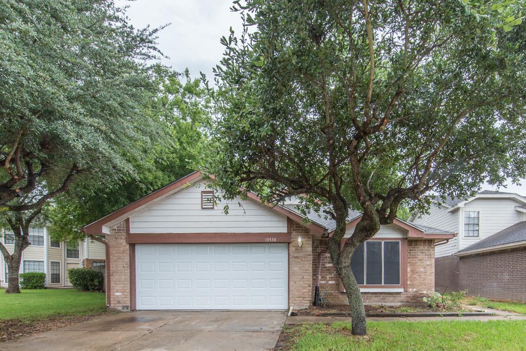 Photo of 13538 Sharpbill Drive  Houston  TX