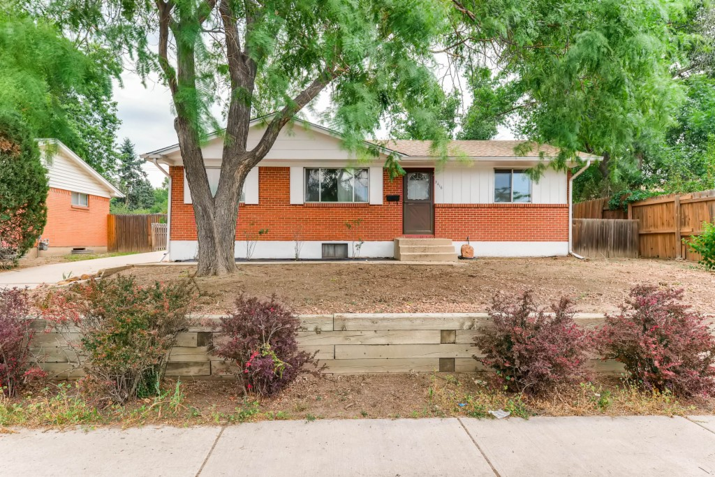 Photo of 3416 Consititution Street  Colorado Springs  CO