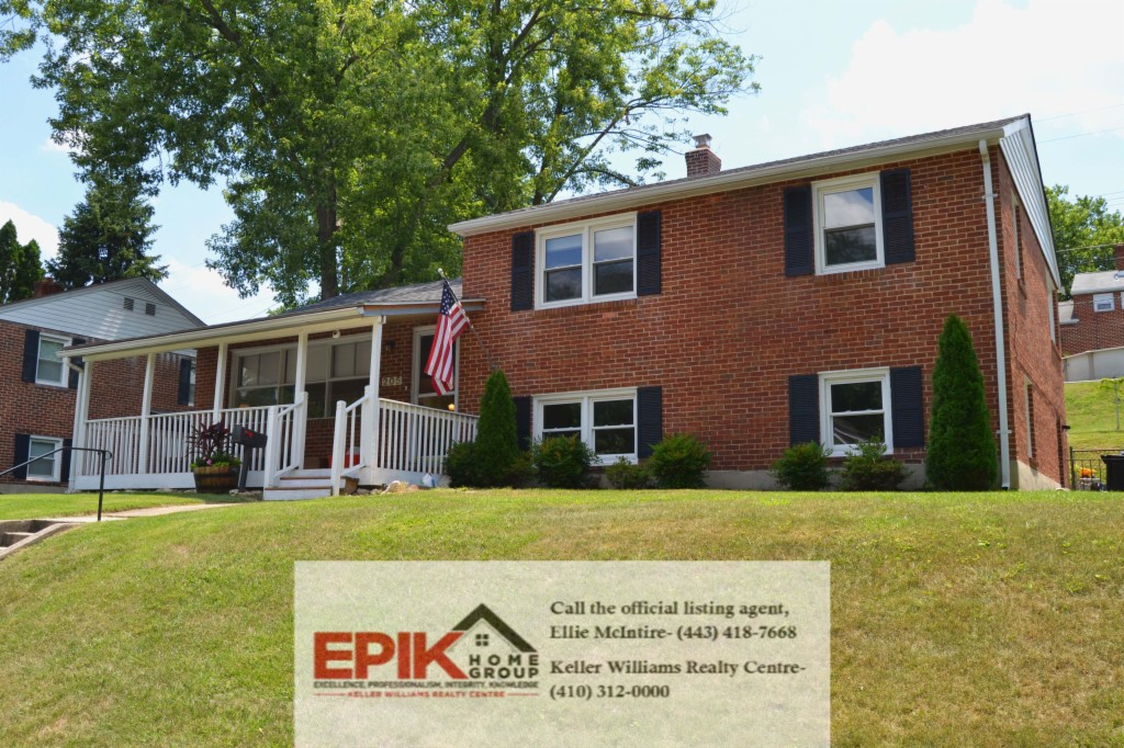 Photo of 205 Brookside Drive  Catonsville  MD