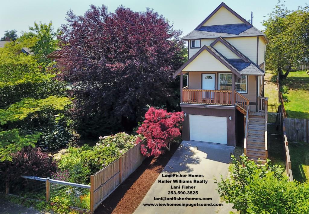 Photo of 2324 South Ainsworth Avenue  Tacoma  WA