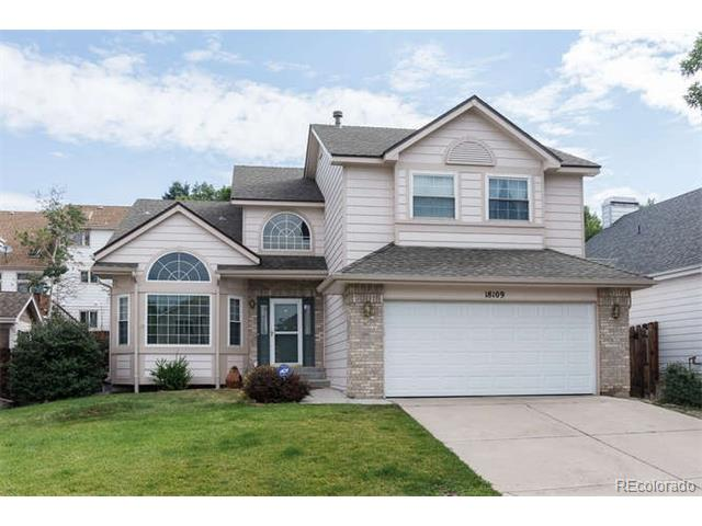 Photo of 18109 East Lasalle Place  Aurora  CO