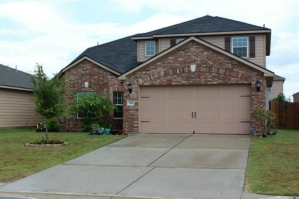Photo of 109 Robertson Lane  Jarrell  TX