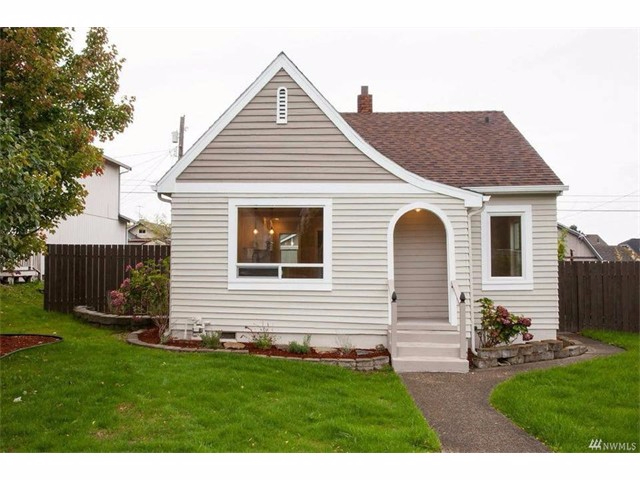 Photo of 419 S 55th St  Tacoma  WA