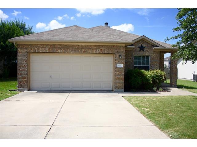 Photo of 123 Flinn ST  Hutto  TX