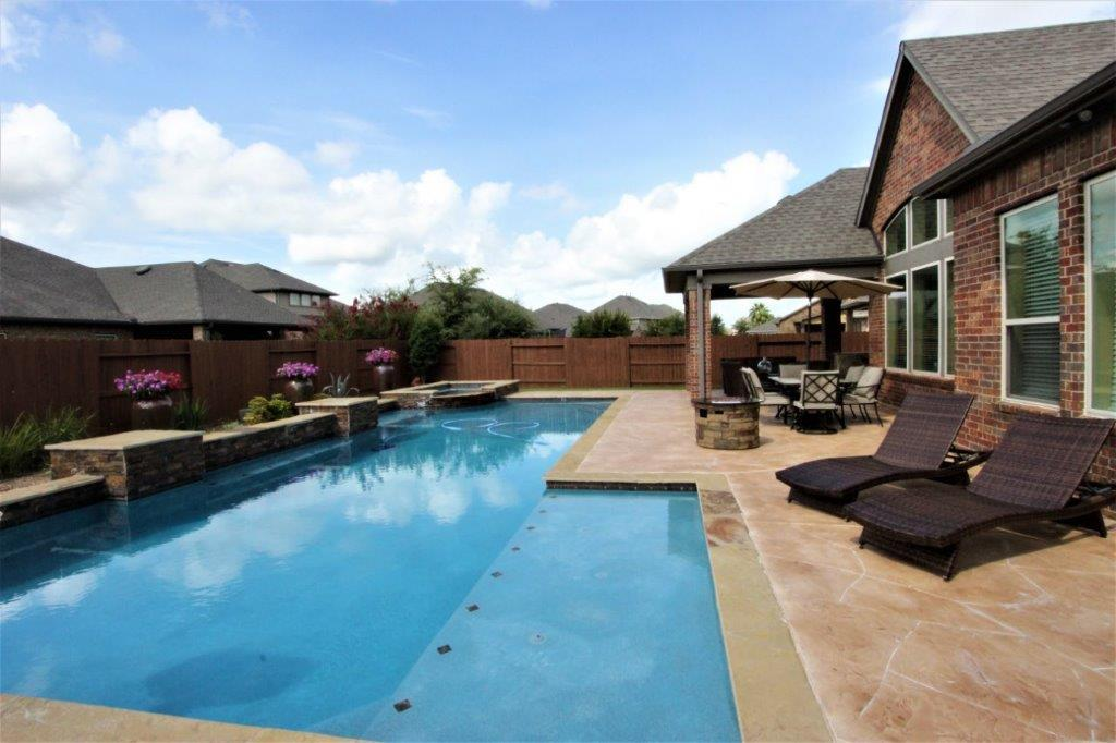 9922 St Romain Drive, Cinco Ranch in Fort Bend County, TX 77494 Home for Sale