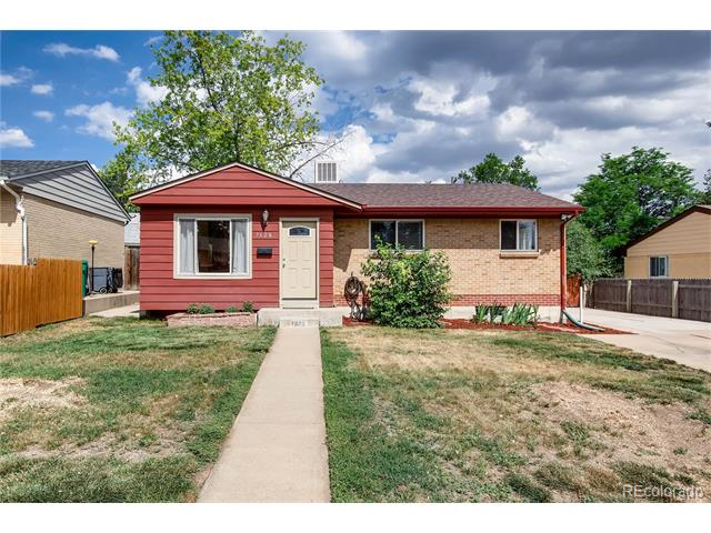 Photo of 7628 Umatilla Street  Denver  CO