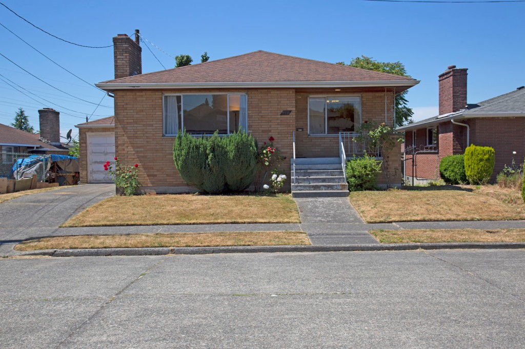 Photo of 4931 24th Place South  Seattle  WA