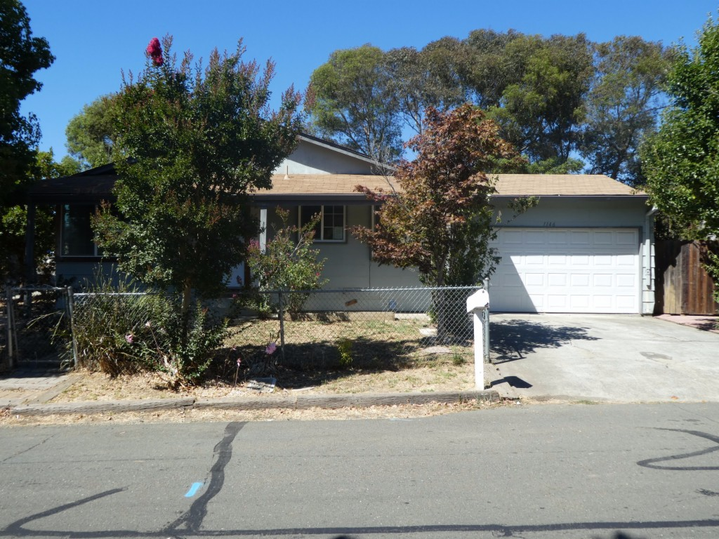 Photo of 1146 LEWIS AVENUE  VALLEJO  CA
