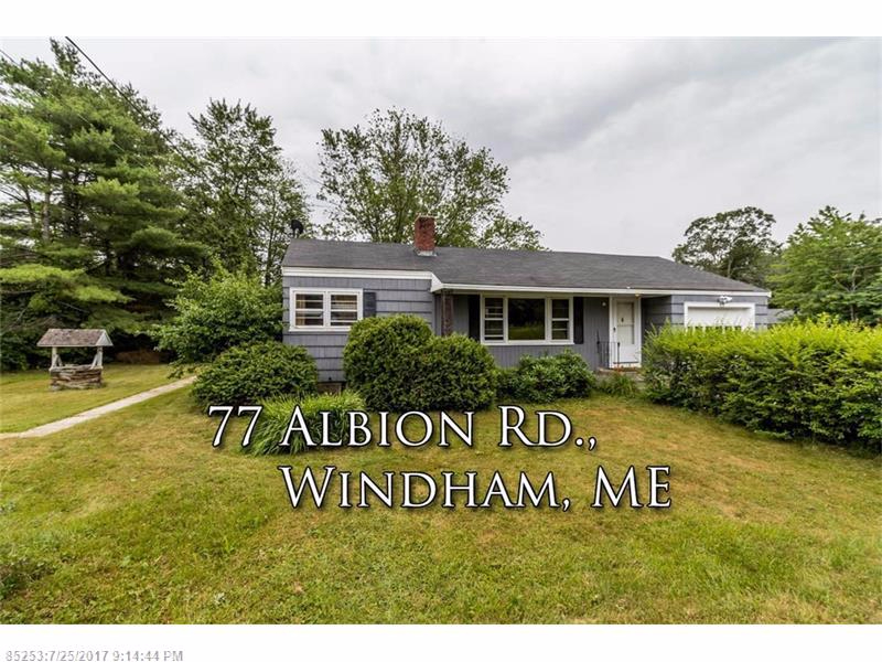 Photo of 77 Albion RD  Windham  ME
