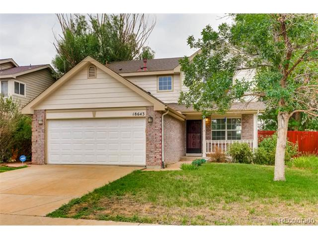 Photo of 18643 East Linvale Place  Aurora  CO