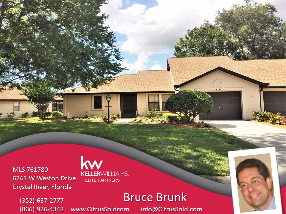 Photo of 6241 W Weston Drive  Crystal River  FL