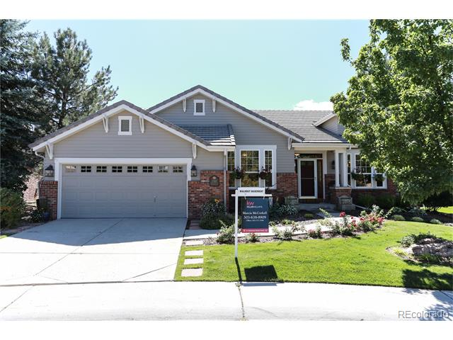 Photo of 2180 Creekside Point  Highlands Ranch  CO