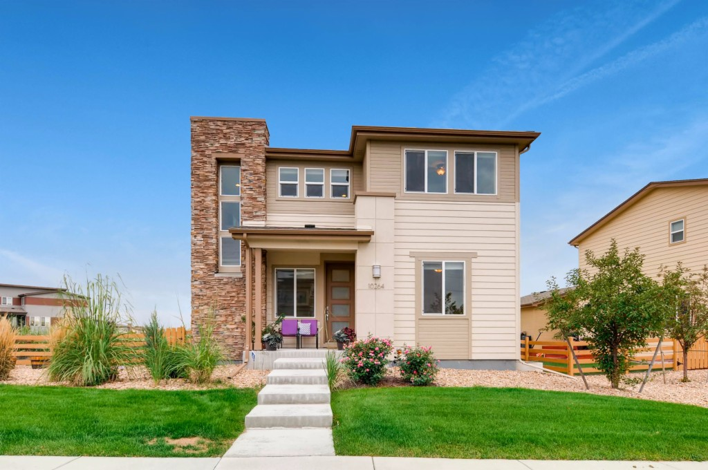 Photo of 10264 Telluride Way  Commerce City  CO
