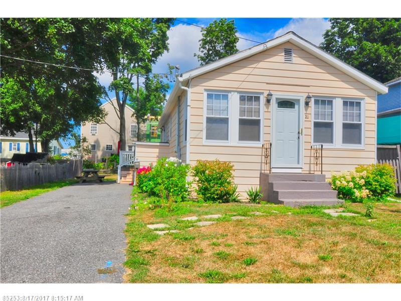 Photo of 20 Haskell AVE  South Portland  ME