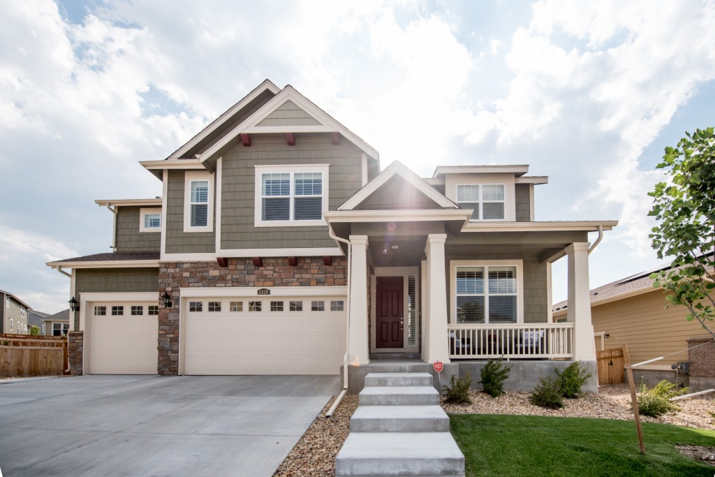 Photo of 2428 Leafdale Circle  Castle Rock  CO