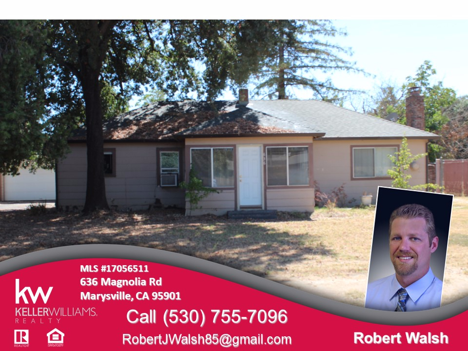 Photo of 636 Magnolia Rd  Marysville  CA