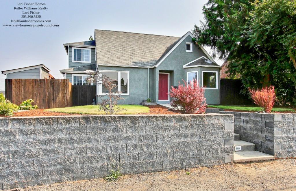 Photo of 3321 North Cheyenne Street  Tacoma  WA