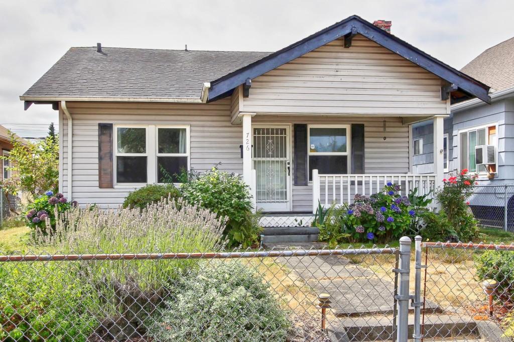 Photo of 726 S 50th Street  Tacoma  WA