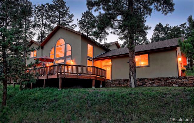 Photo of 27255 Stagecoach Rd  Conifer  CO