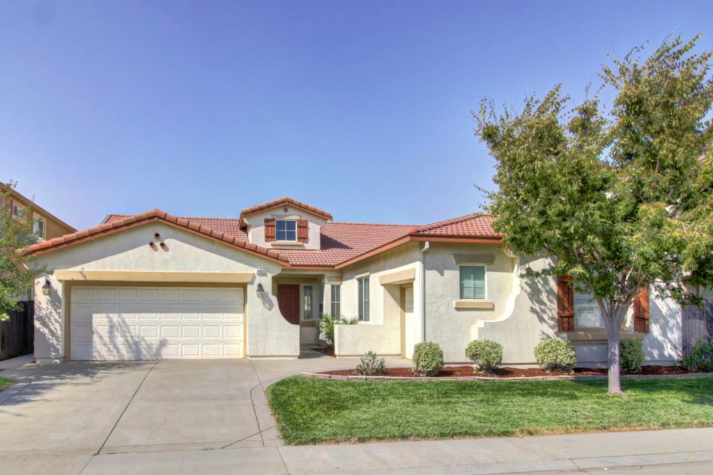 Photo of 9451 Cote Daposor Drive  Elk Grove  CA