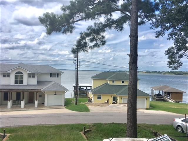 Texas waterfront property in lake livingston onalaska for Home builders in livingston tx