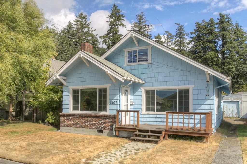 Photo of 5207 S Warner St  Tacoma  WA