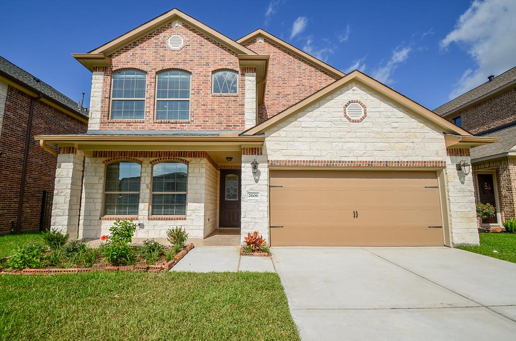 2606 Pointe Lane, Sienna Plantation in Fort Bend County, TX 77459 Home for Sale