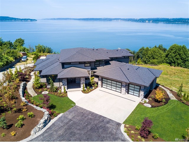 Vashon Island Waterfront Land For Sale
