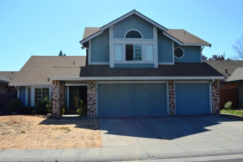 Photo of 1427 Everett Way  Roseville  CA