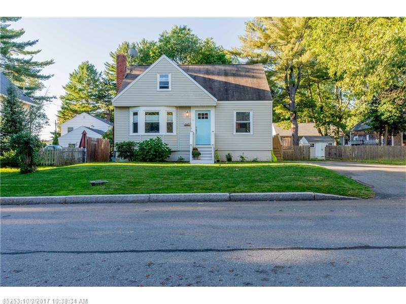 Photo of 30 Riggs ST  Portland  ME