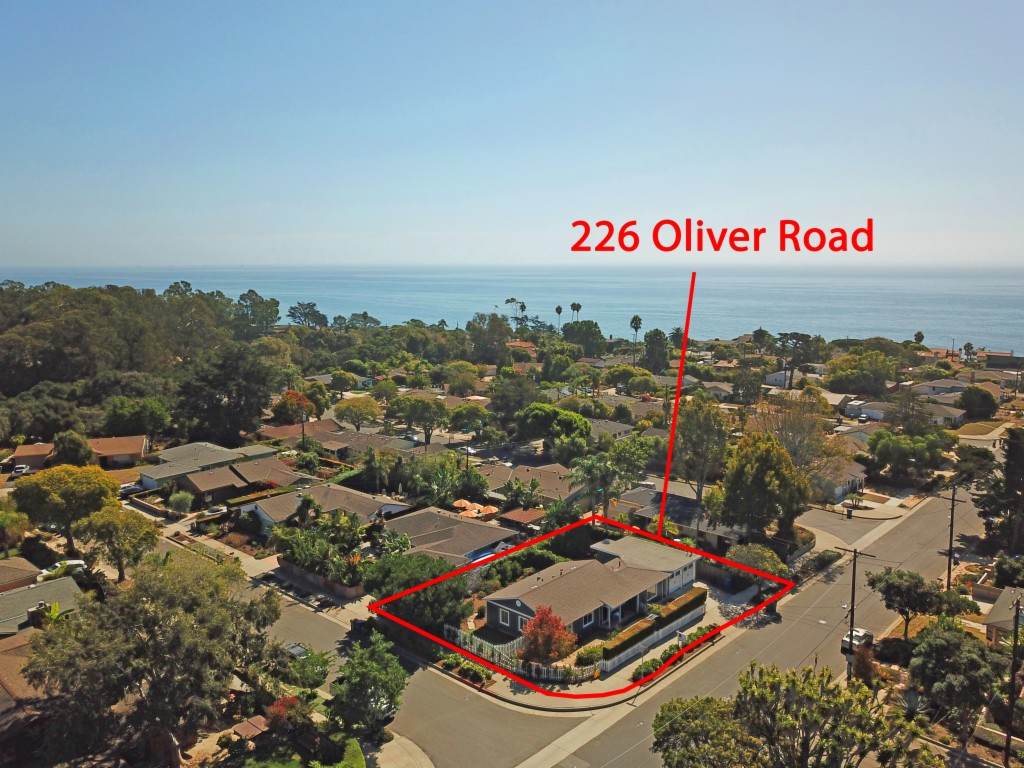 Photo of 226 Oliver Road  Santa Barbara  CA