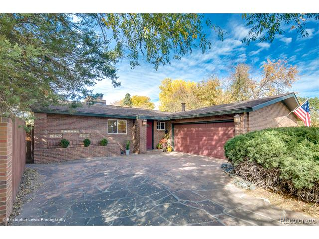 Photo of 2695 South Jasmine Street  Denver  CO