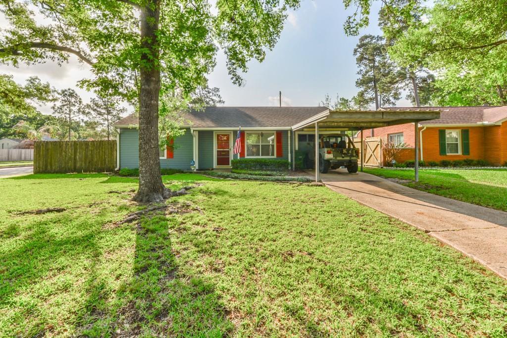 1601 Libbey Drive, Garden Oaks, Texas