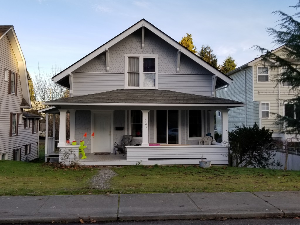 3509 Wetmore Ave, Everett, Washington