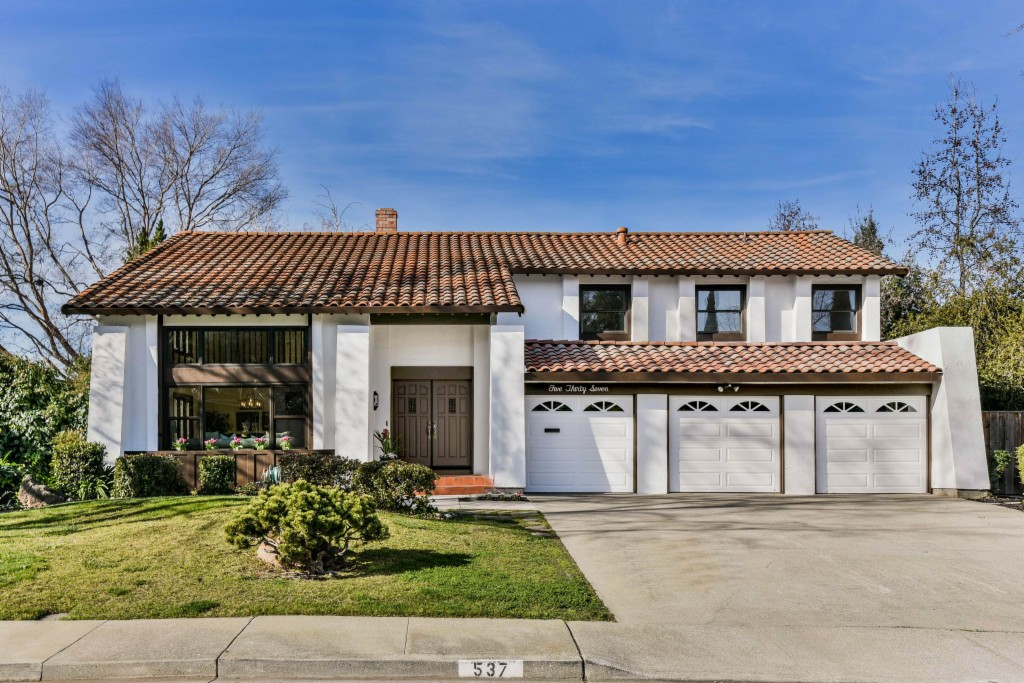 537 Ellesmere Drive, Rossmoor - Walnut Creek, California