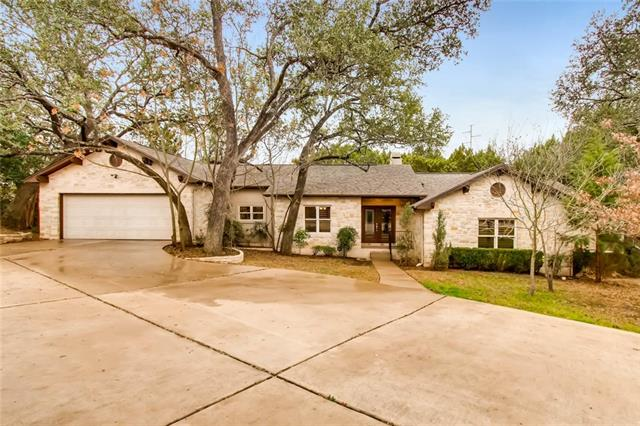 107 Crest View DR, Lakeway in Travis County, TX 78734 Home for Sale