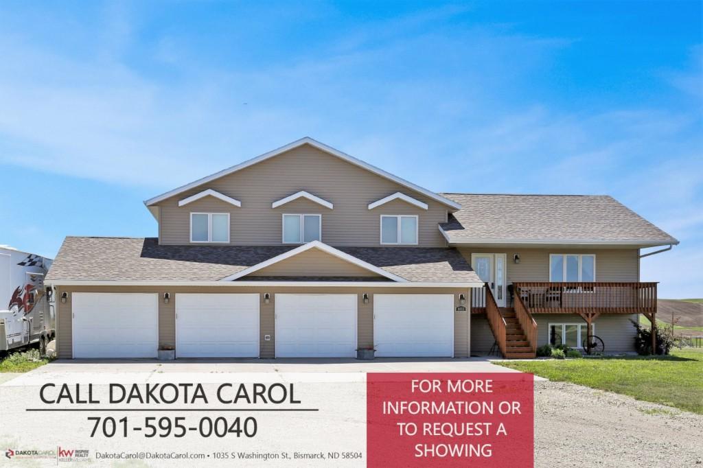 9003 Prairie Hills Drive, Bismarck, North Dakota