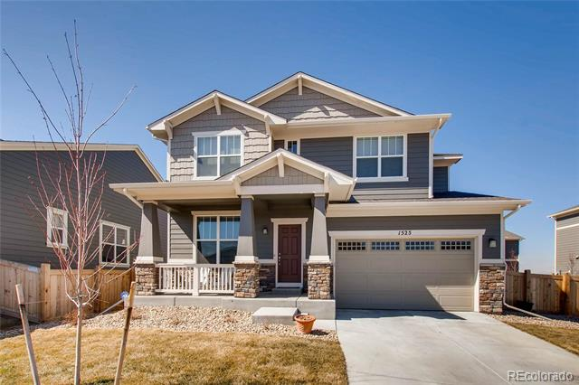 New Listings property for sale at 1525 Red Clover Court, Brighton Colorado 80601