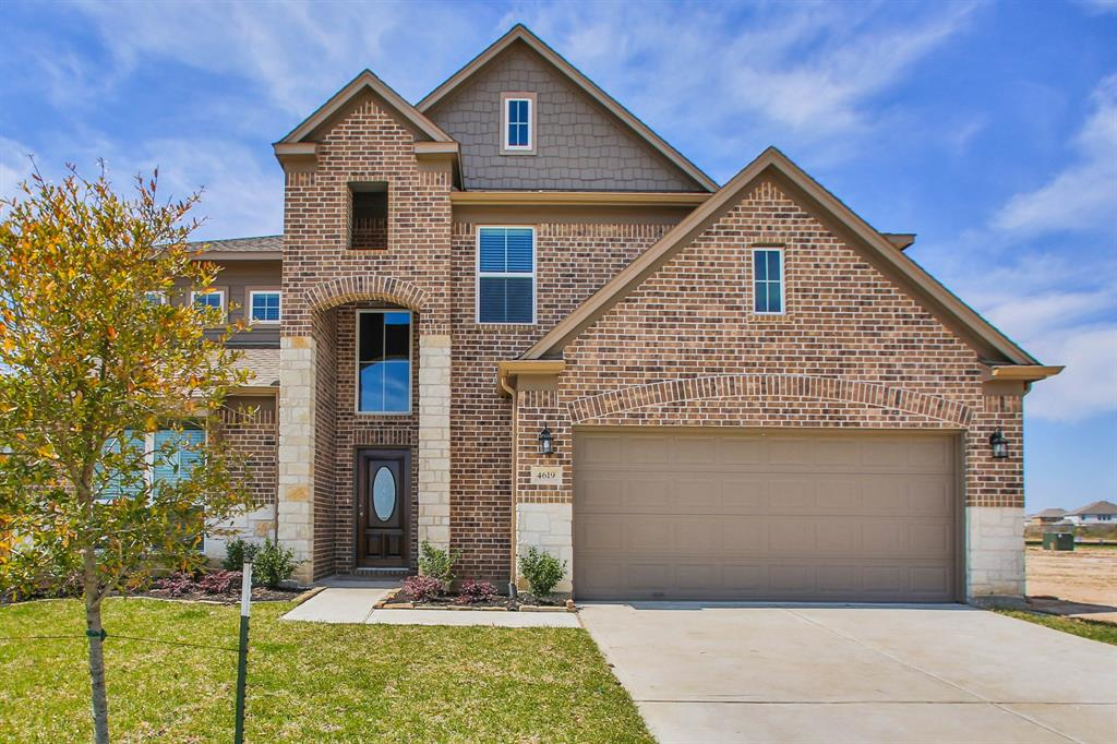 New Homes In Katy Tx On Peek Road