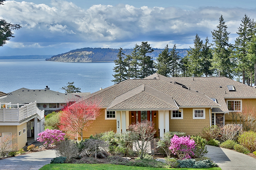 Craftsman Homes Whidbey Island