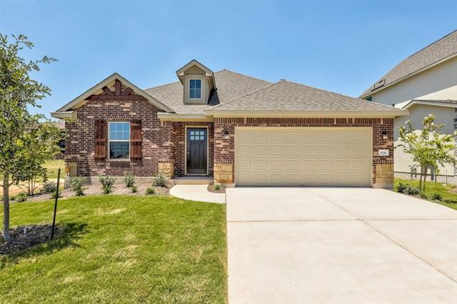824 Centerra Hills CIR, Round Rock, Texas