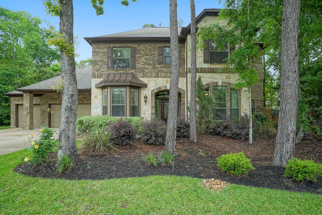 115 Monarch Park Drive, Montgomery in Montgomery County, TX 77316 Home for Sale