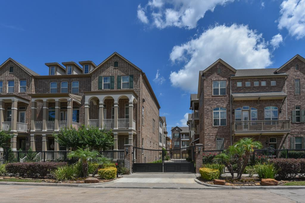 Houston Heights Homes for Sale -  Gated,  1621 W 23rd Street C
