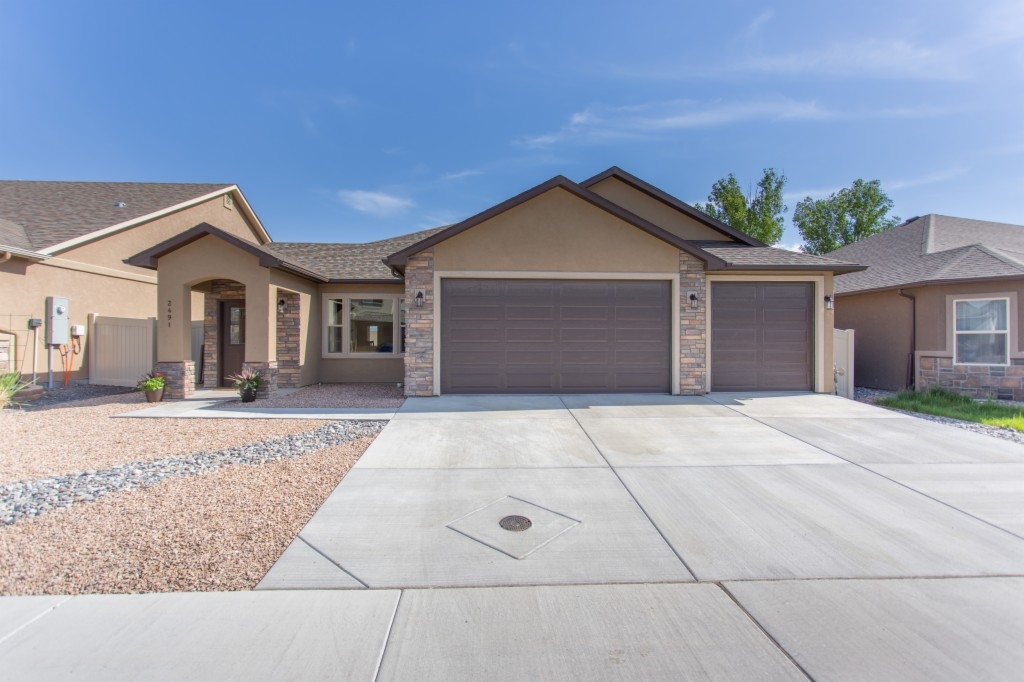 2491 Tiptop Avenue, Grand Junction in Mesa County, CO 81505 Home for Sale