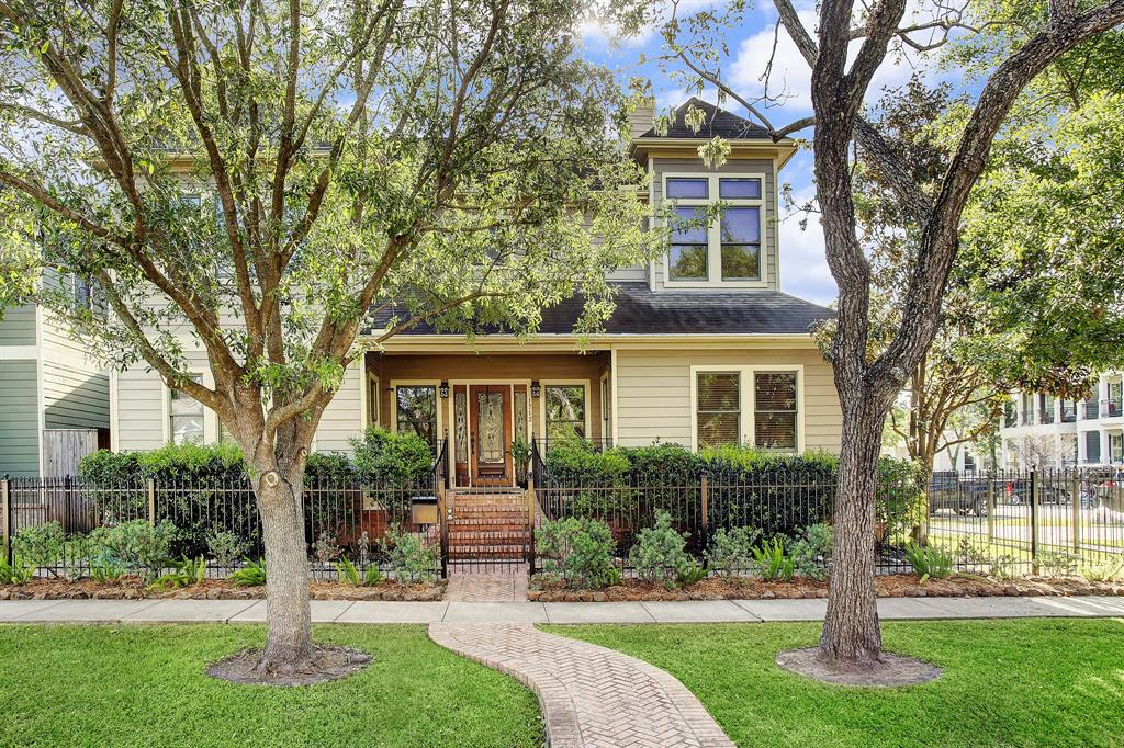 1712 Nicholson Street, Houston Heights, Texas