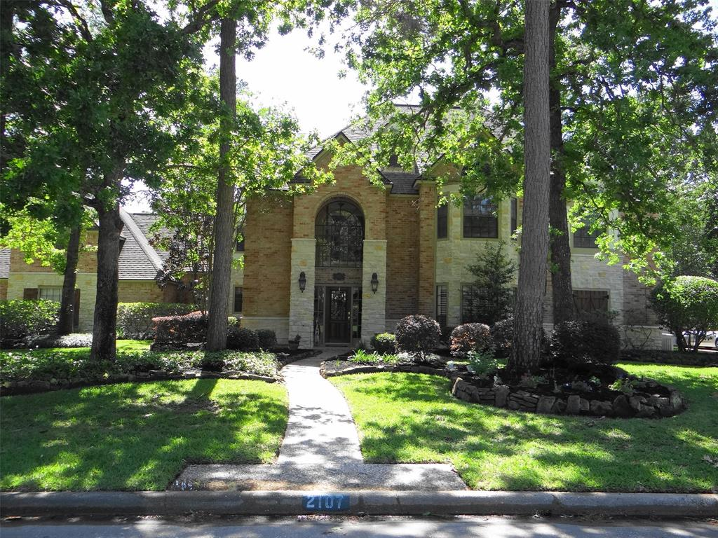 2107 Seven Maples Drive, one of homes for sale in Kingwood