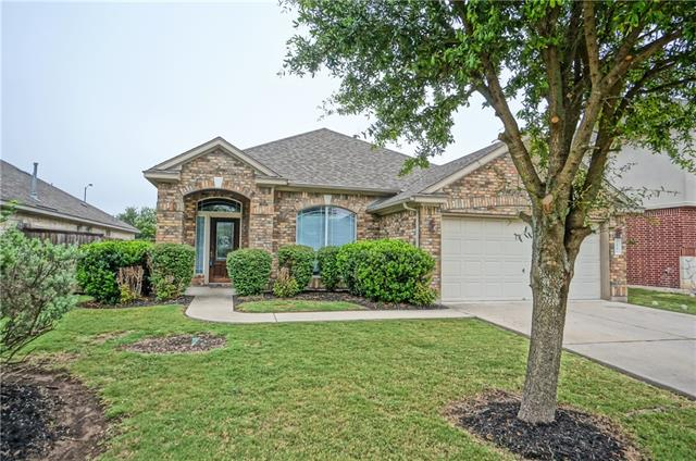 2840 Angelina DR, Round Rock in Williamson County, TX 78665 Home for Sale
