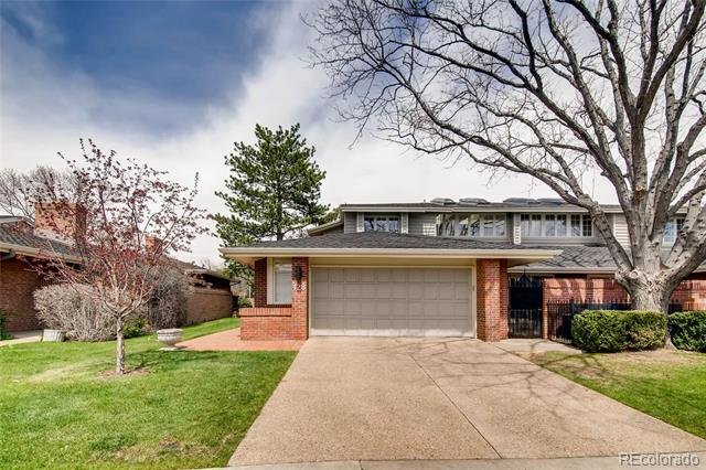2552 East Alameda Avenue 128, Washington Park in Denver County, CO 80209 Home for Sale