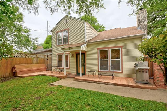 2612 Jefferson ST A, Allandale, Texas