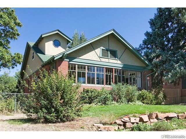 742 South Vine Street, Washington Park in Denver County, CO 80209 Home for Sale